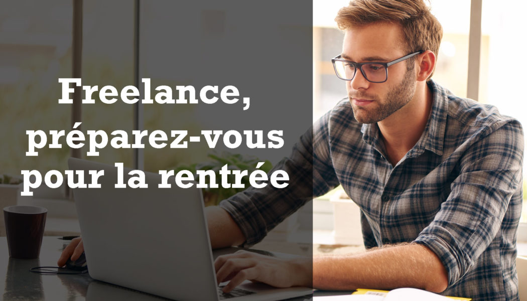 freelance rentree